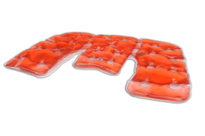Instant Heating Pad for Shoulder - Orange