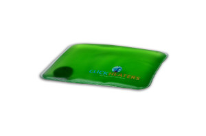 Instant Heating Pad Pocket - Green