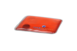 Instant Heating Pad Pocket - Orange