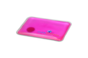 Instant Heating Pad Pocket - Pink