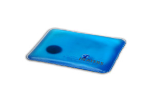 Instant Heating Pad Pocket - Blue